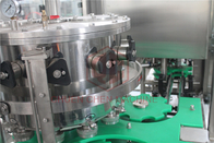 Ss Beer Bottle Filling Machine / Juice Canning Aluminum / Pet Can Filling Machine