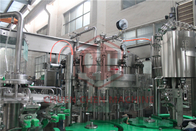 PLC Carbonated Drink Filling Machine Balanced Pressure Automatic Bottle Filling Machine