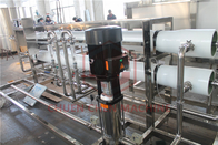 EDI Water Treatment Purification Machine In Bottle Water Filling Line