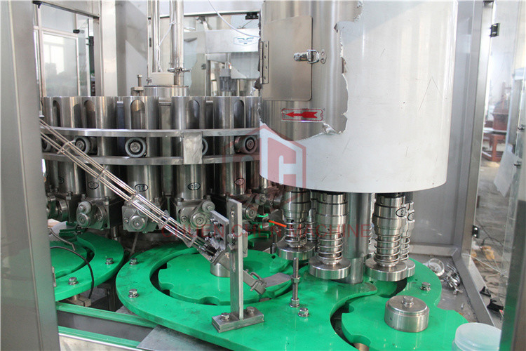 Vacuum Plastic Jars Filling Machine For Viscous Liquid Gel And Perfume